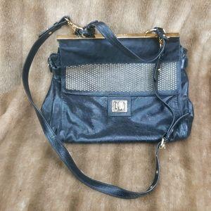 Badgley Mischka purse crossbody vintage